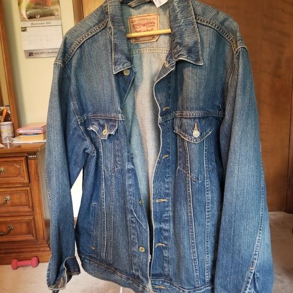 Levi Bluejean Jacket